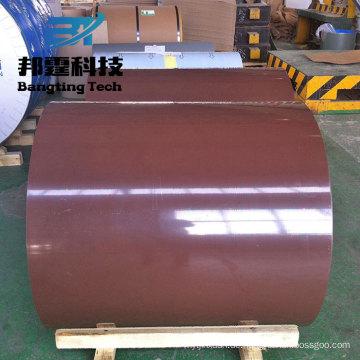 Farbe beschichtete vorlackierte Aluminiumspule 1.45mm h16 Aluminiumspule