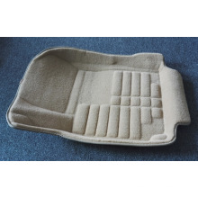 3D Full Surround Carpet Car Mat PP Fiber XPE