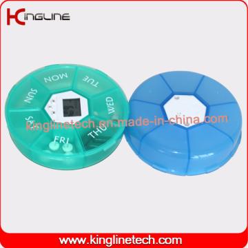 Caixa de pílula de alarme de melhor qualidade (KL-9228)