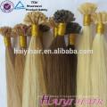 Cheveux slaves russes vierges russes de qualité supérieure de fond épais russe de qualité
