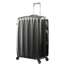 Hardside Travel Luggage Bagages en plastique pour bagages / bagages en ABS 3 Set Hardshell Trolley Case Set with 4 Wheels