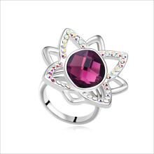 VAGULA Mode Zirkon Ring für Frauen