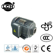high torque three phase asynchronous electric 22.23mm shaft motor