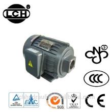 motor elétrico assíncrono trifásico do eixo 22.23mm do torque alto