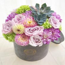 Unique Luxury Fancy Flower Packaging Box