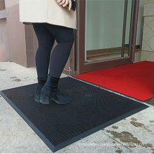 Wholesale Price Dust Control Anti Slip Absorbent Rubber Entrance Entry Door Mat