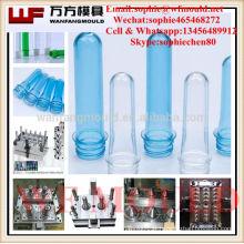 Chine fournisseur production 5 gallon préforme moule / Multi-cavités PET préforme moule avec Hot Runner