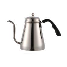 1000 ml Edelstahl Tropf Kaffee Wasserkocher Teekanne