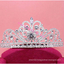 wedding rhinestone tiara