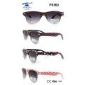 2015 Promocionais PC coloridos novos óculos de sol para crianças (PS560)