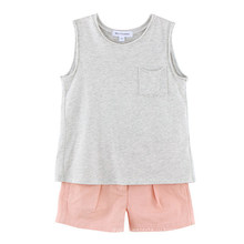 100% хлопок дети девочки T-рубашки для лето