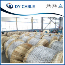 Bare All Cable de conductor trenzado de aluminio AAC