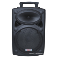 Rechargeable Battery DJ Speaker Box F385