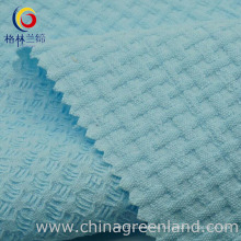 100%Cotton Woven Jacquard Fabric for Dress (GLLML036)