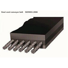 Stahlkordförderband