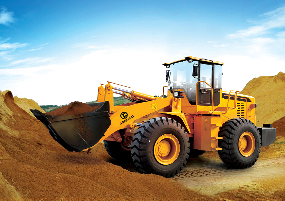 Wheel Loader Auction