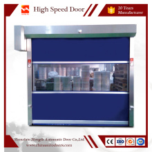 PVC Curtain Fast Rolling up Door