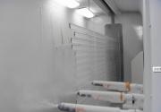 Powder Coating Production Line for Aluminium Profile