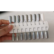 laser pigment powder for nail polish