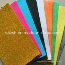EVA-Blatt mit Goldpulver für Dekoration