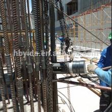 Imprensa hidráulica fria da máquina da imprensa de extrusão para a conexão do Rebar