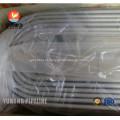 Tubo de curvatura em aço inoxidável ASTM A213 TP321