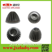 Chine fabricant radiateur rond profilé en aluminium extrusion
