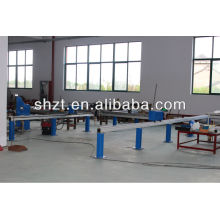 Baixo custo barato Chinês Gantry Tipo cortador de plasma de metal cnc máquina