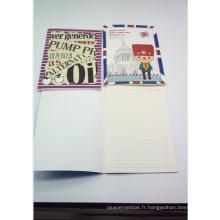 Livres d'école avec reliure d'agrafes-Togo Impression