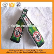 Forma de garrafa Publicidade toalha comprimida