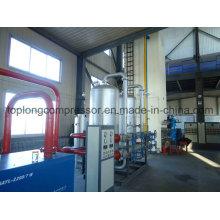 500L Per Hour Cryogenic Liquid Nitrogen N2 Generator