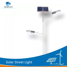 DELIGHT Die-cast Aluminum Housing Solar LED Street Light