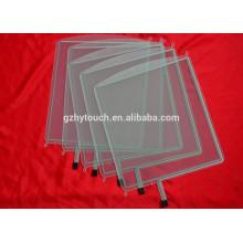 transparent glass for making copier printer machine