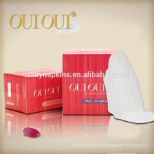 Hygiene negative ion sanitary napkins for ladies