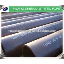 API 5L Gr.B/A53 Gr.B ERW carbon steel pipe