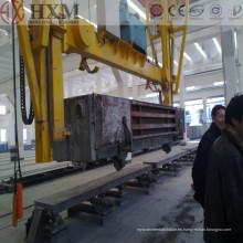 Máquina automática de bloques AAC Máquina autoclave de bloques de hormigón celular AAC Plant