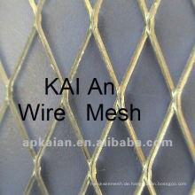 Gestanzte und gestreckte Bleiplatte / Platte erweitertes Diamant Loch Metall Mesh