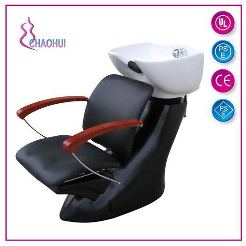 White Color Shampoo Chair