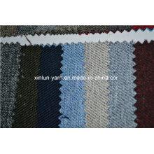 Tela revestida do sofá de Oxford do saco do PVC do poliéster para a matéria têxtil home