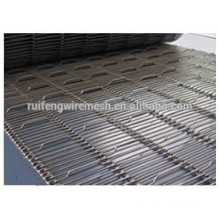 Heat Resistant Wire Mesh Conveyor Belt