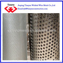 galvanized punched metal sheet rolls