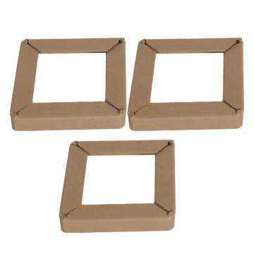 Factory direct custom paper corner protector photo frame corner protector