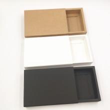 caja de empaquetado plegable caja de empaquetado de la pestaña del diamante artificial