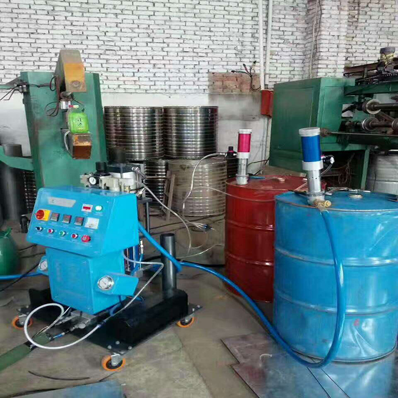polyurethane foam spray machine price