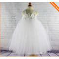 Kids girls evening dresses party girl dress tulle tutu dress