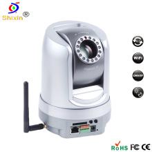 27X optisches Zoom IR Infrarot PTZ IP WiFi Kamera (IP-129HW)