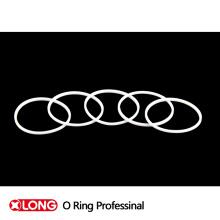 Food Grade Silikon Gummi O Ring für Lebensmittel Maschinen
