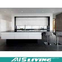 Muebles perezosos blancos de los gabinetes de cocina de los comerciantes de Susan Traders (AIS-K916)