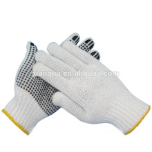 One-side PVC Dotted Working Protective Glove