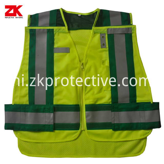 Low Price Desigened Reflective Waiscoat